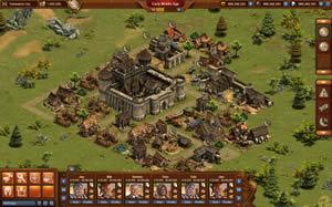 Forge of Empires - Aufbauspiel von Epoche zu Epoche
