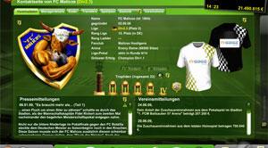 Goalunited – der Beste Online Fußball Manager