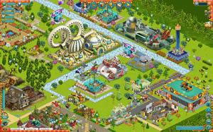 My Fantastic Park - leite einen Vergnügungspark