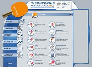 tischtennis manager - werde der nächste timo boll